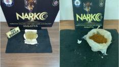 Malatya'da Toz Esrar Geçirildi