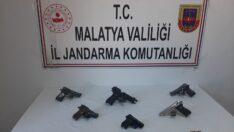 Jandarma'dan Silah Kaçakçılarına karşı operasyon