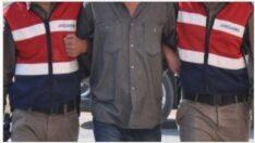 Jandarma Arguvan İlçesinde  PKK/KCK propagandası yapan şahsı gözaltına aldı