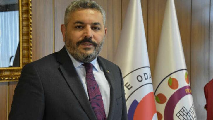 """Başkan Sadıkoğlu: """"Lojistik imkanların artmasını beklerken bir viyadüğe alternatif üretemedik"""""""