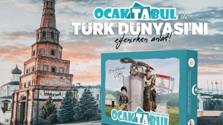 """Ülkü Ocakları Eğitim ve Kültür Vakfı Genel Merkezi tarafından hazırlanan kutu oyunu """"Ocaktabul"""" yapılan tanıtımıyla birlikte satışa sunuldu."""