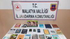 Malatya'da PKK/KCK Terör Örgütü Propagandası Yapan 3 Şahıs Yakalandı