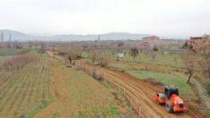 Alternatif Yol Güzergâhlarıyla Kırsal Bölgelerimize Ulaşımı Rahatlatıyoruz