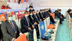 Battalgazi Belediye Başkanı Osman Güder, AK Parti'nin 7'nci Büyük Olağan Kongresine katıldı.