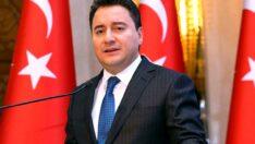 DEVA Partisi Genel Başkanı Ali Babacan, Merkez Bankası'na kâr ettirdik' dedikleri para mirasyedi parasıdır