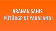 Kasten Öldürme Suçundan Aranan Şahıs Pütürge'de Yakalandı