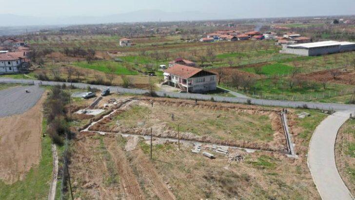 Çınar'ın talimatıyla mahallelerine 'Futbol Sahası' talep eden Suluköy'lü gençlerin isteği gerçeğe dönüşüyor