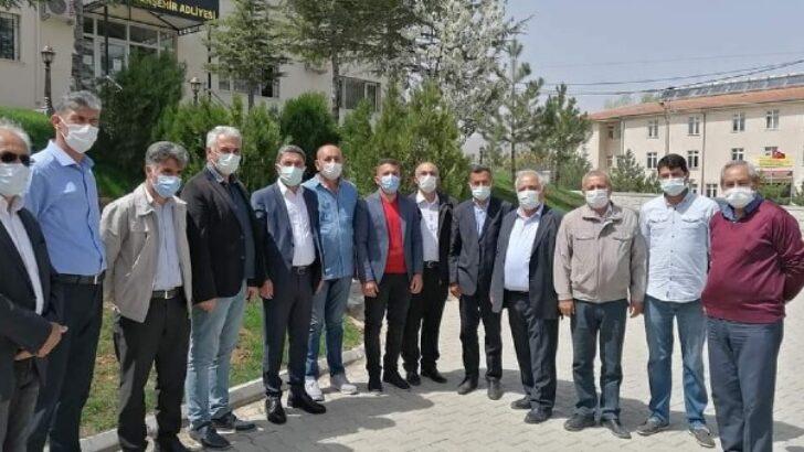 Chp'den Doğanşehir Belediyesi'ne Suç  Duyurusu
