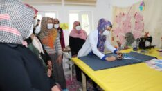 Battalgazi Belediyesi, dezavantajlı kadınlar için meslek edindirme kursları açmaya devam ediyor.