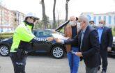 Güder: Beydağı Polis Merkezi ve Elazığ-Malatya karayolu üzerinde bulunan Uygulama Noktası'ndaki polis memurlarını ziyaret etti