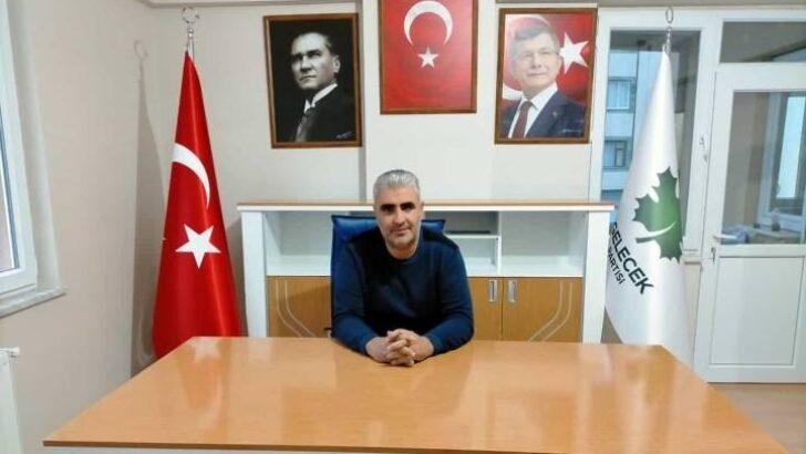 Gelecek Partisi Malatya Yeşilyurt İlçe Başkanı Erhan Demir Kadir Gecesi Münasebetiyle Bir Mesaj Yayımladı