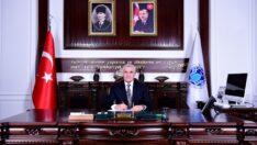 Battalgazi Belediye Başkanı Osman Güder, 19 Mayıs Atatürk'ü Anma Gençlik ve Spor Bayramı dolayısıyla yazılı bir kutlama mesajı yayımladı