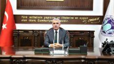 Battalgazi Belediye Başkanı Osman Güder, Kadir Gecesi dolayısıyla bir kutlama mesajı yayımladı