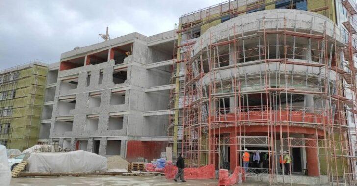 Yeni SGK binası 2021 sonunda hazır hale gelecek