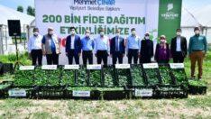 """200 Bin Fide ile Tarımsal Desteklerimizi Büyüttük"""""""