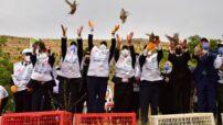 Malatya'da Doğaya 30.000 Adet Keklik Salındı