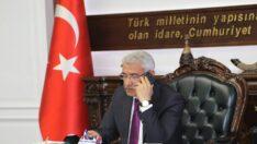 Battalgazi Belediye Başkanı Osman Güder, TRT GAP Diyarbakır Radyosu'nun Canlı Yayınına Katılarak TEKSTİLKENT Projesi'ni Anlattı