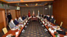 FKA Yönetim Kurulu Toplantısı Malatya'da Gerçekleştirildi