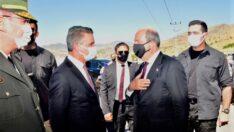 KuzeyKıbrısTürk Cumhuriyeti (KKTC)CumhurbaşkanıErsinTatar, gezi ve ziyaretlerde bulunmak üzereMalatya'ya geldi.