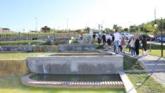 AK Parti Battalgazi İlçe Teşkilatı, Battalgazi Belediyesi tarafından ilçeye kazandırılan bazı yatırım alanları ve yapımı devam eden proje alanlarını gezdi