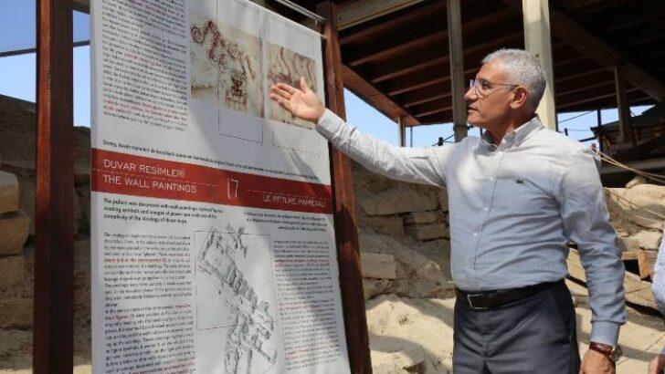 Arslantepe Höyüğü'nün UNESCO Dünya Kültür Mirası Kalıcı Listesi'ne Girdi