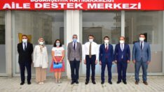Vali Aydın Baruş Doğanşehir'de Kurum Yetkilileri ve Muhtarları Bir Araya Getirdi