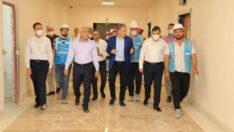 Battalgazi Belediye Başkanı Osman Güder, Yapılan yatırımlarla Malatya sağlık alanında bölgenin merkezi haline gelecek