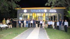 AK Parti Malatya İl Yönetimi, Güder tarafından Battalgazi'de hayata geçirilen yatırımları yerinde inceledi