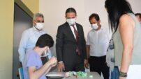 İl Milli Eğitim Müdürü Battal Kanbay 'Telafide Ben de Varım' Programı Kapsamında Okullarımızda Yapılan Etkinliklere Katıldı