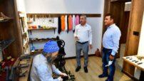 Çırmıhtı'nın Tekstil Kültürünü Özel Bir Mekânda Tanıtıyoruz