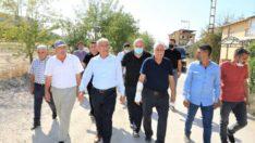 """Battalgazi Belediye Başkanı Osman Güder, """"Battalgazi'mizde hizmet seferberliği ilan ettik ve ilçemizin yarınları çok daha güzel olacak"""" dedi."""