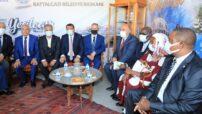 """Battalgazi Belediyesi tarafından, Melita'dan Malatya'ya Kültür ve Sanat Günleri Arslantepe Buluşması"""" kapsamında tanıtım standı açıldı."""