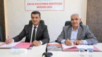 Battalgazi Belediyesi ile Kayısı Araştırma Enstitüsü Müdürlüğü arasında iş birliği protokolü imzalandı.