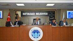 Battalgazi Belediye Meclisi'nin Ekim ayı olağan toplantısı, 1.oturumun 5.birleşimiyle devam etti.